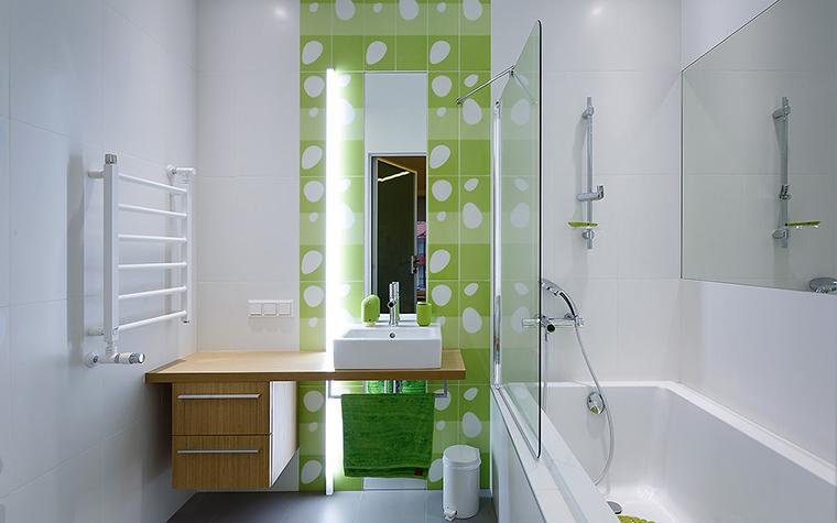Фото № 60156 ванная  Квартира