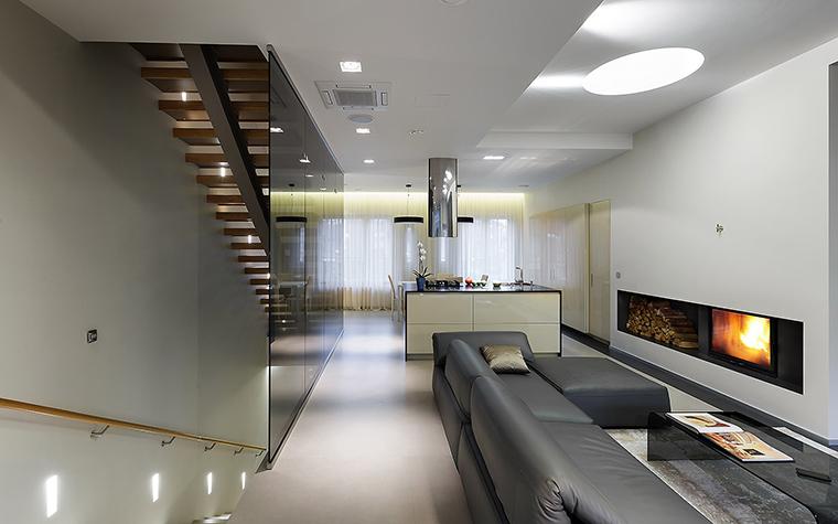 интерьер гостиной - фото № 60134