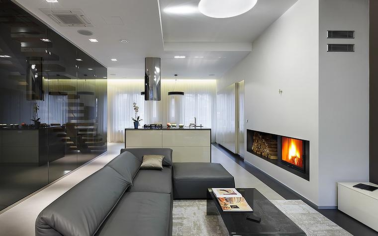 интерьер гостиной - фото № 60135