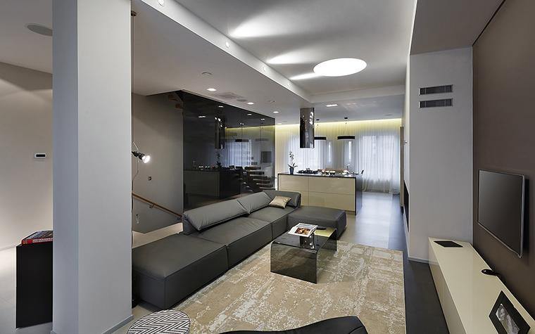 Фото № 60136 гостиная  Квартира