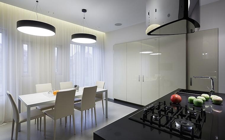 Фото № 60138 кухня  Квартира