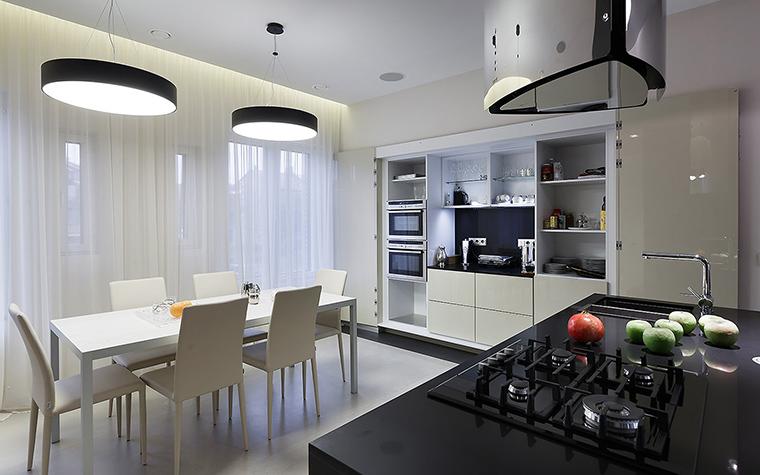 Фото № 60139 кухня  Квартира