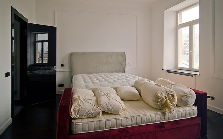 интерьер спальни - фото № 60171