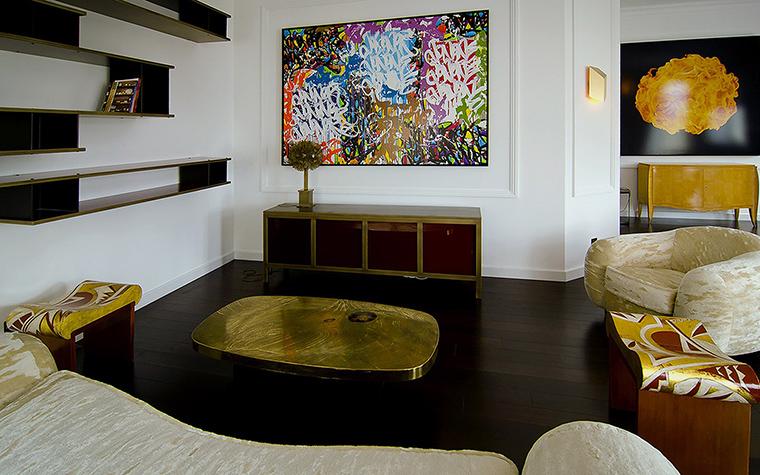 Фото № 60165 гостиная  Квартира