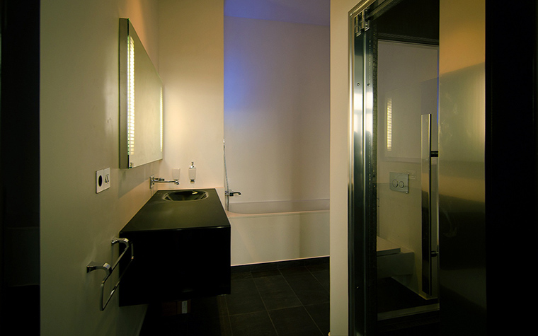 Квартира. ванная из проекта , фото №60169