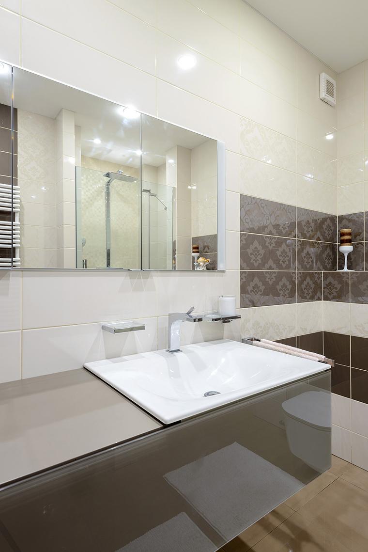 Фото № 60182 ванная  Квартира
