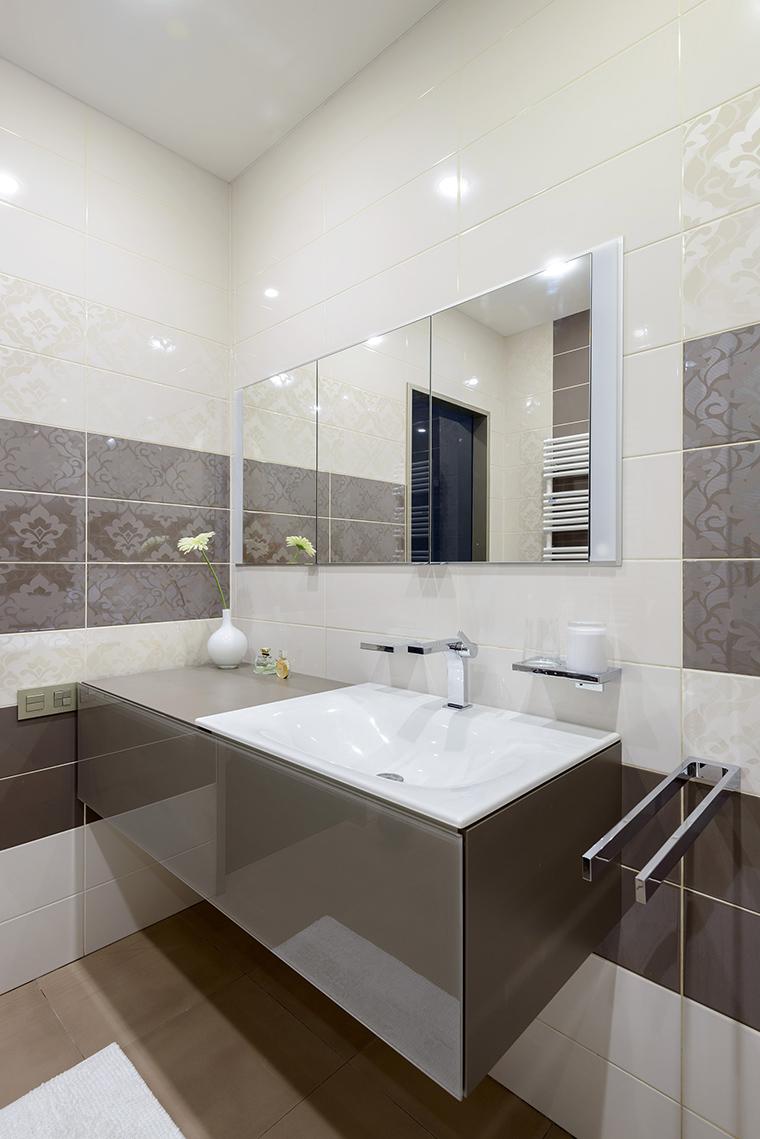 Фото № 60183 ванная  Квартира