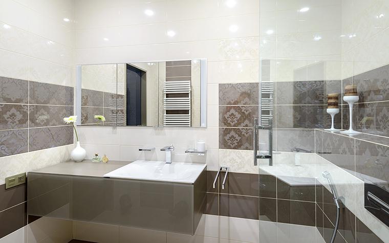 Фото № 60184 ванная  Квартира