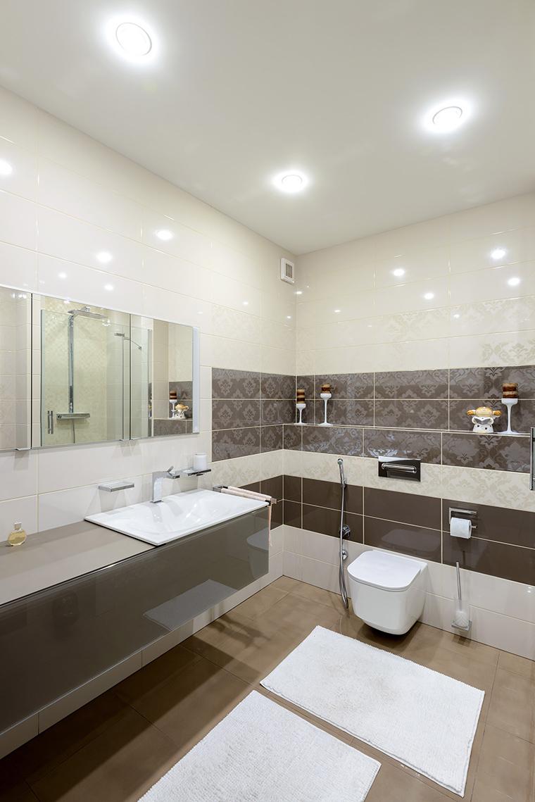 Фото № 60180 ванная  Квартира