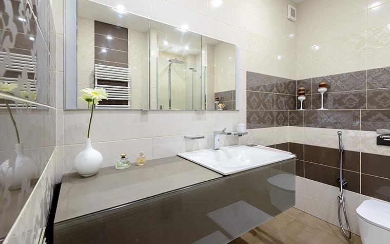 Фото № 60181 ванная  Квартира