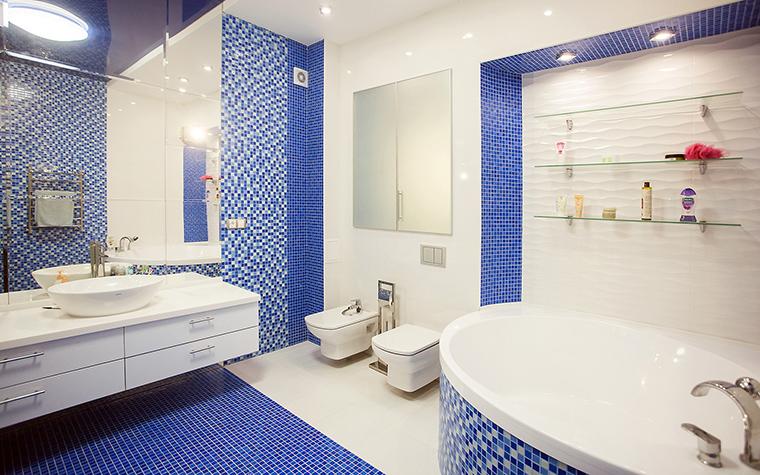 Фото № 60205 ванная  Квартира