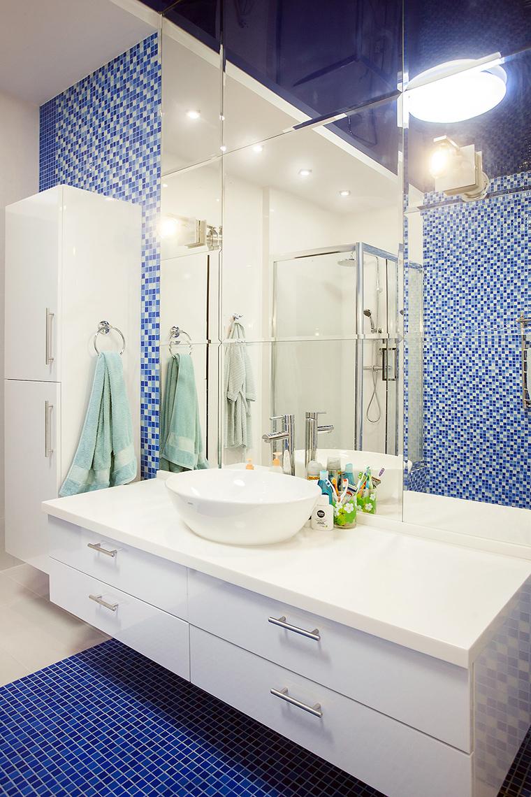 Фото № 60206 ванная  Квартира
