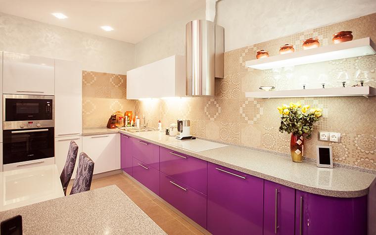 Фото № 60209 кухня  Квартира