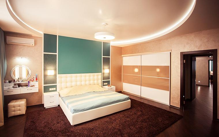 интерьер спальни - фото № 60196