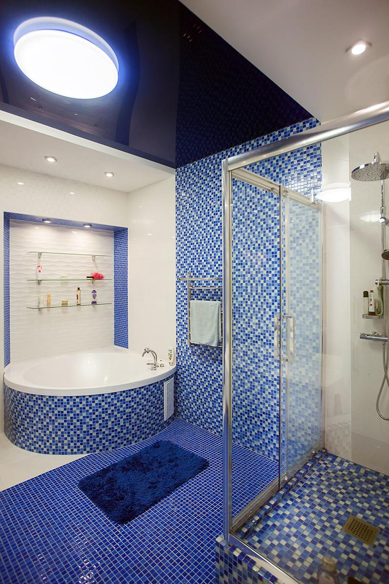 Фото № 60203 ванная  Квартира