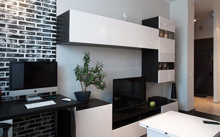 Квартира. гостиная из проекта , фото №60214