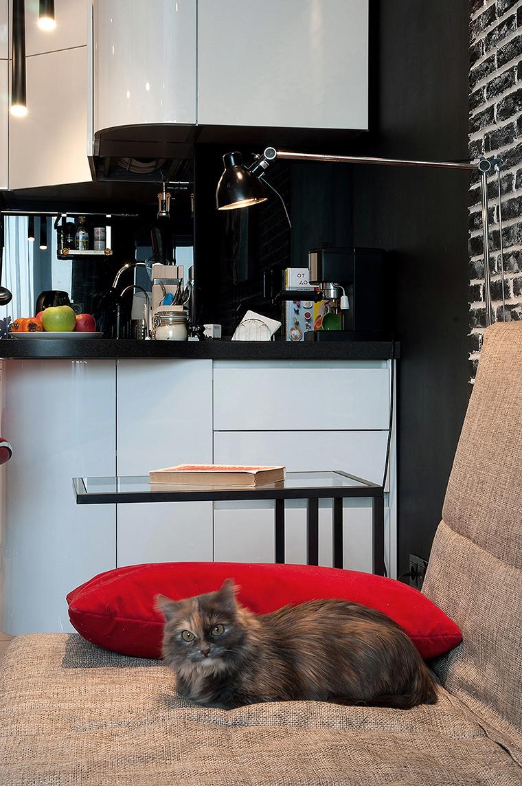 Квартира. гостиная из проекта , фото №60216