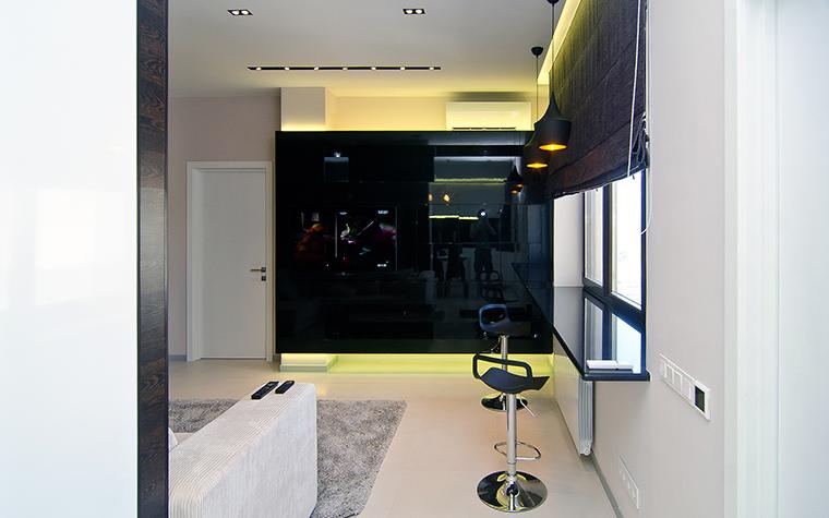 Фото № 60257 гостиная  Квартира