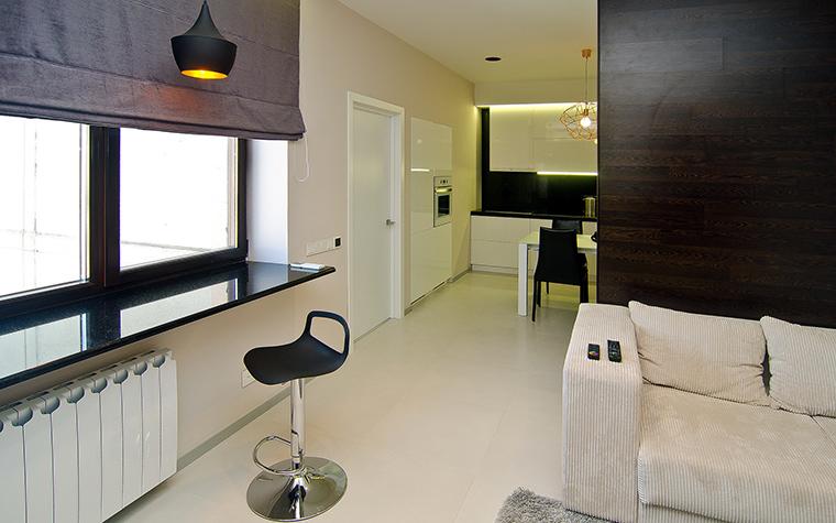 Фото № 60263 гостиная  Квартира