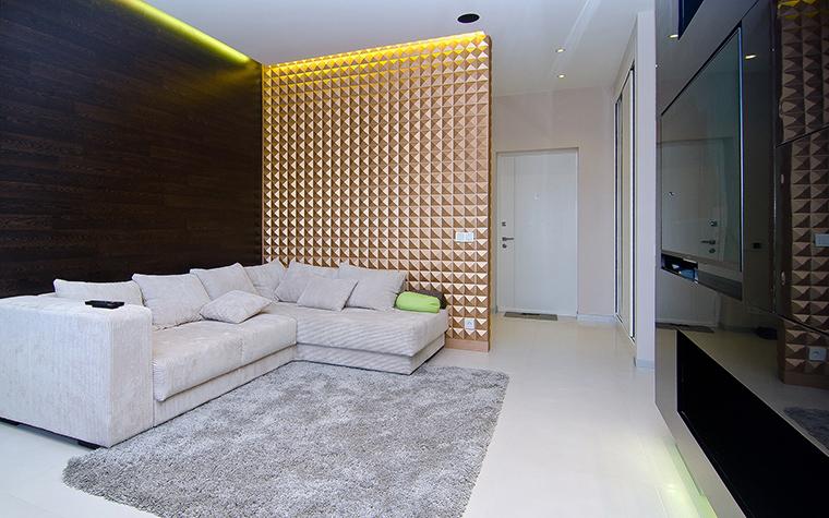 Фото № 60255 гостиная  Квартира