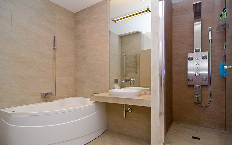 Фото № 60259 ванная  Квартира