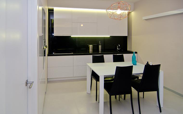 Фото № 60261 кухня  Квартира