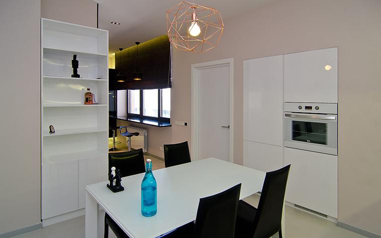 Фото № 60262 кухня  Квартира