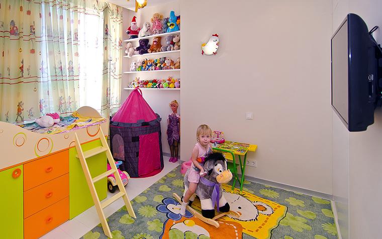 Фото № 60264 детская  Квартира