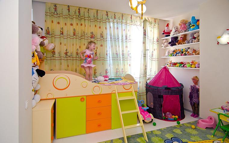 Фото № 60265 детская  Квартира