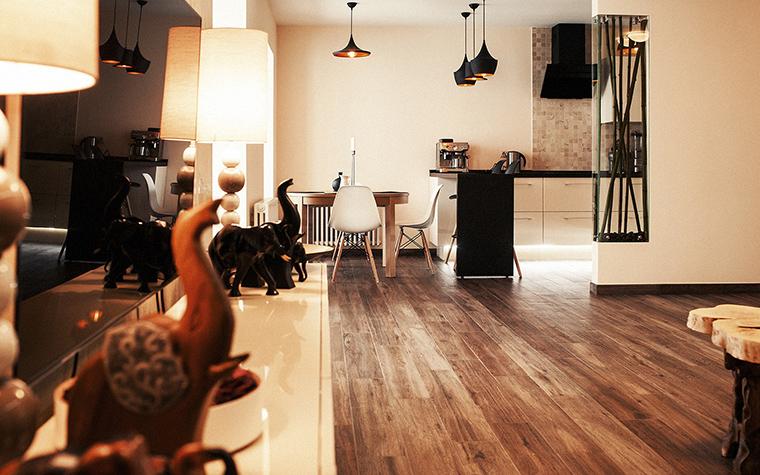 интерьер гостиной - фото № 60271