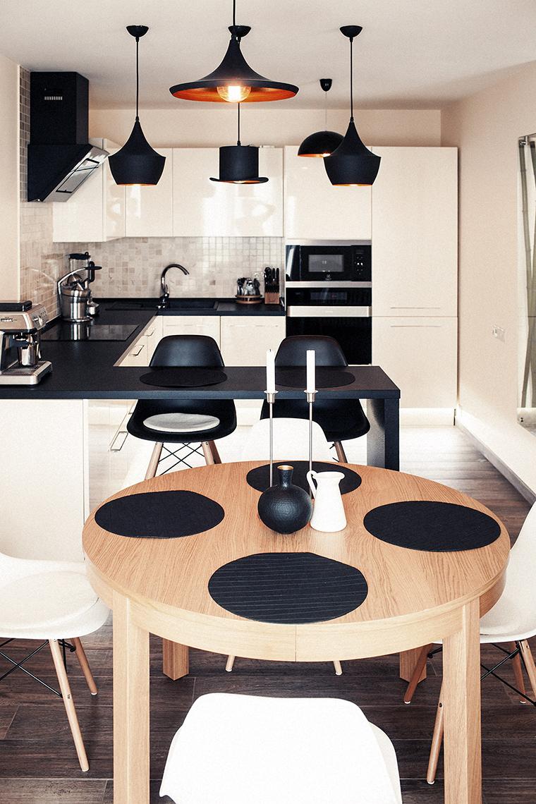 Фото № 60276 кухня  Квартира