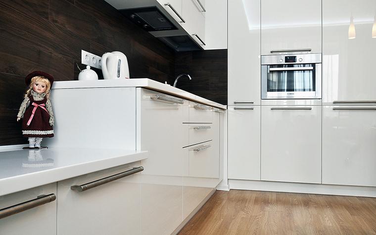 Фото № 60305 кухня  Квартира