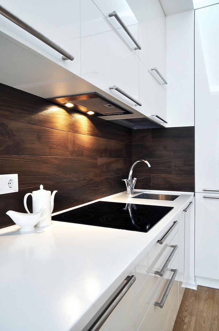 Фото № 60310 кухня  Квартира