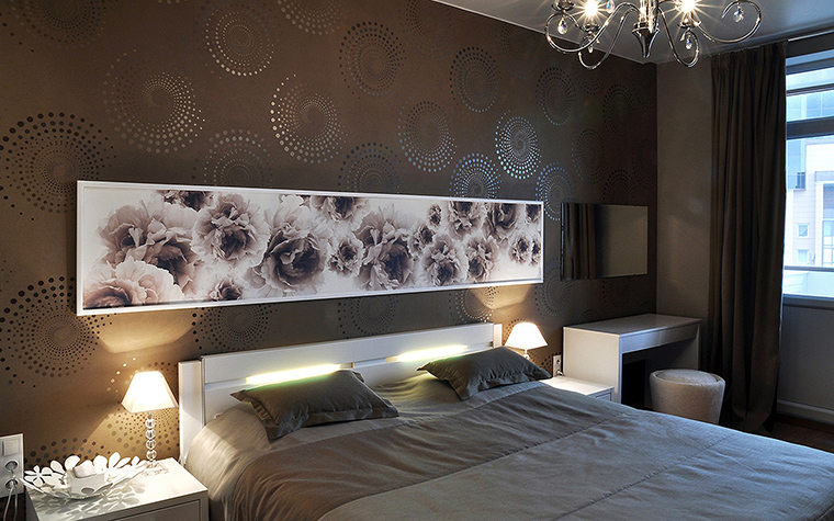 Фото № 60294 спальня  Квартира