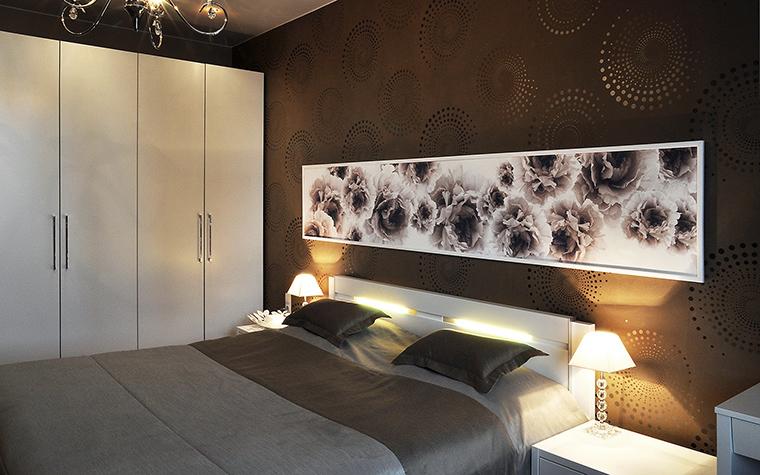 Фото № 60295 спальня  Квартира