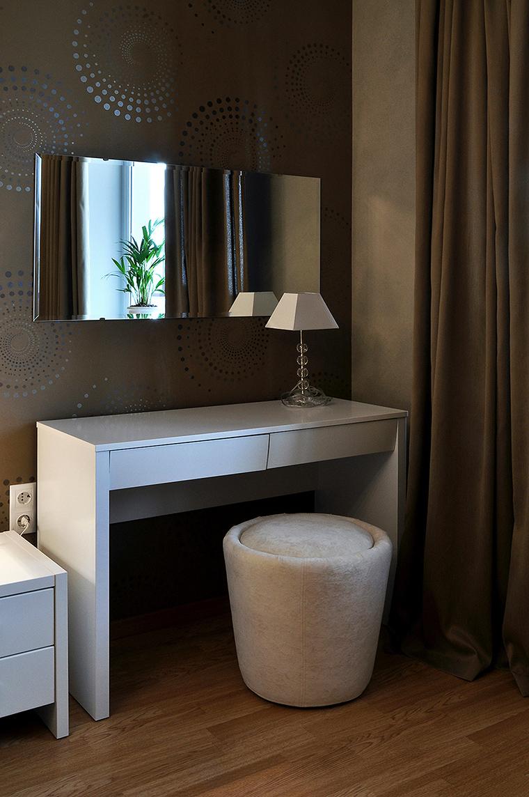 интерьер спальни - фото № 60297