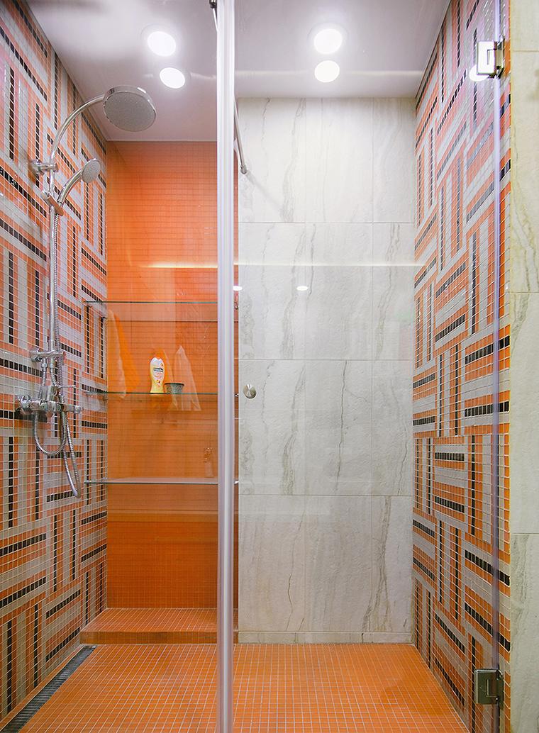 Квартира. ванная из проекта , фото №60357
