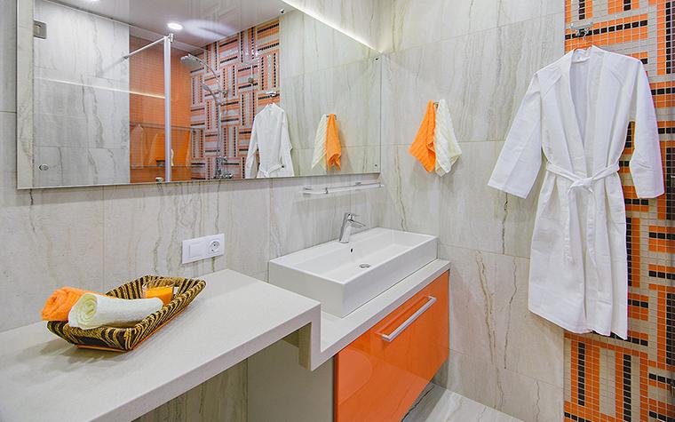 Квартира. ванная из проекта , фото №60358