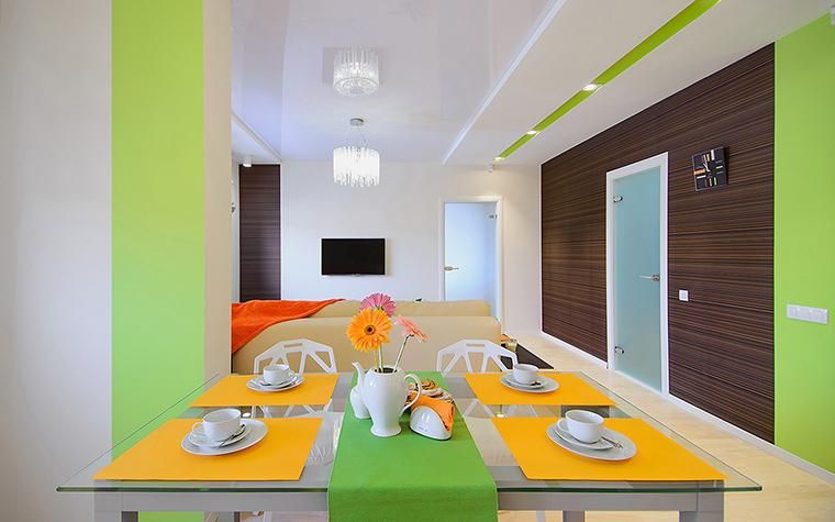 Квартира. столовая из проекта , фото №60365