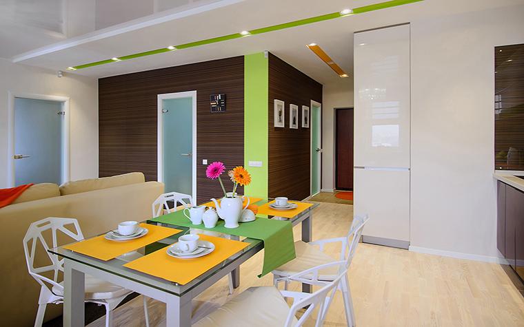 Квартира. столовая из проекта , фото №60366