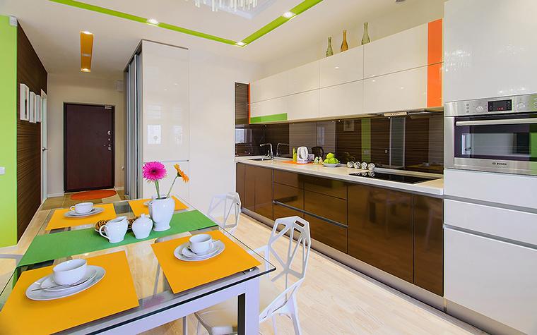 Квартира. кухня из проекта , фото №60361