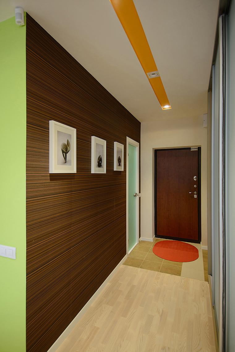 Квартира. холл из проекта , фото №60369