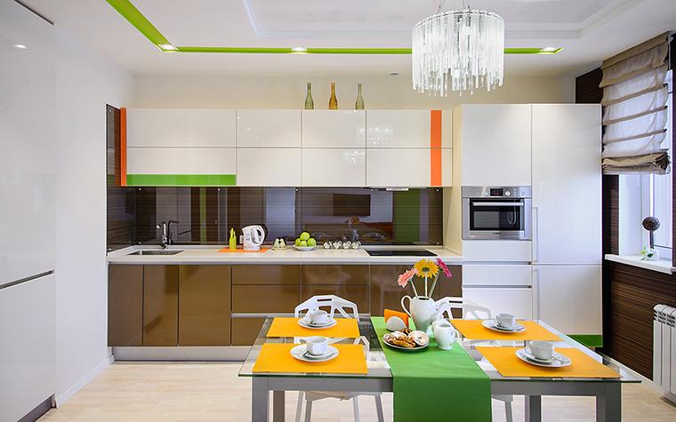 Квартира. кухня из проекта , фото №60362