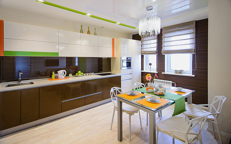 интерьер кухни - фото № 60363