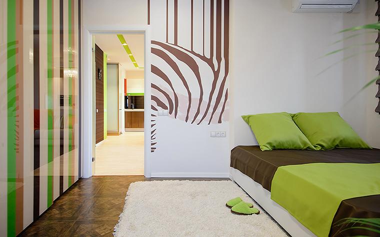 Фото № 60350 спальня  Квартира