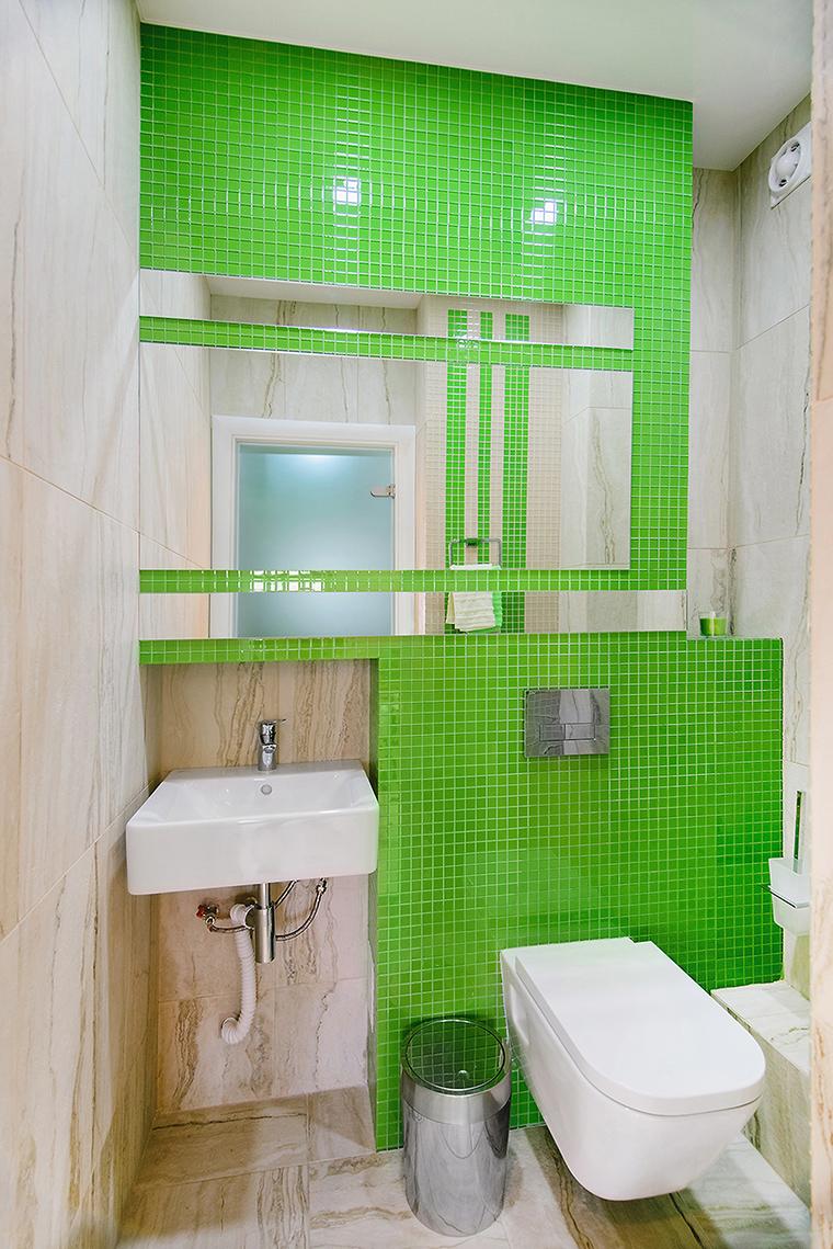 Квартира. санузел из проекта , фото №60353