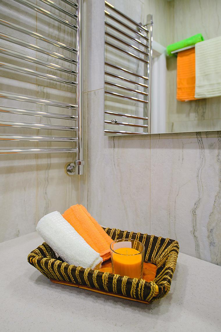 Квартира. ванная из проекта , фото №60355