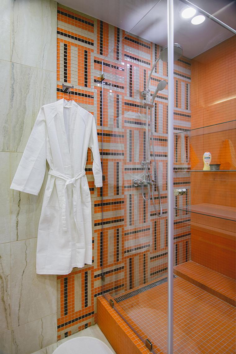 Квартира. ванная из проекта , фото №60356