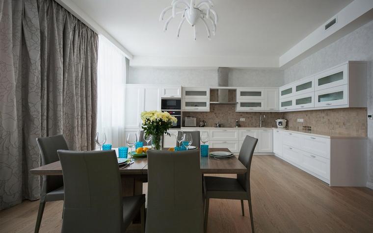 интерьер кухни - фото № 60452