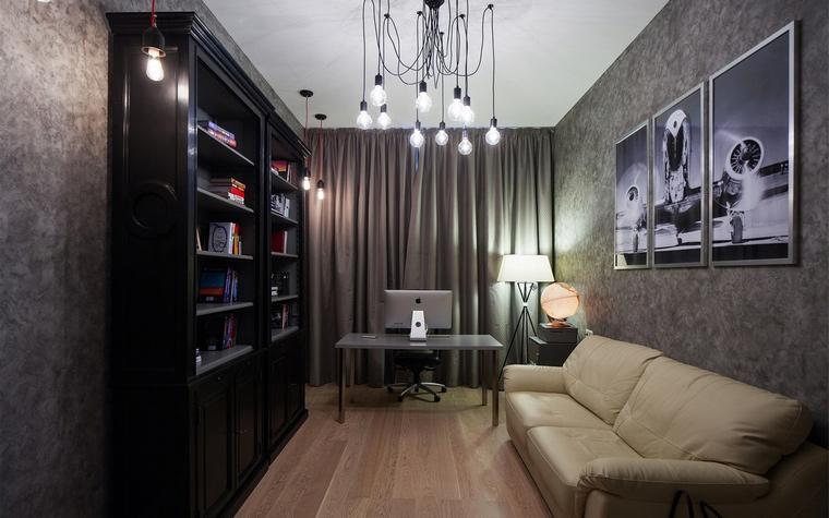 18 домашних кабинетов